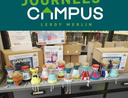Opération «Journées Campus» Leroy Merlin – juillet 2017