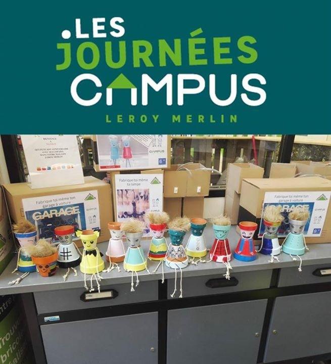 Op ration journ es campus leroy merlin juillet 2017 evenvision - Ouverture leroy merlin 14 juillet ...